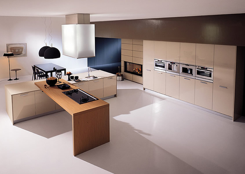 Arredamento d 39 interni industrie arredamenti for Mobili cucine teramo
